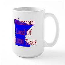 Land of Taxes v2 Mug