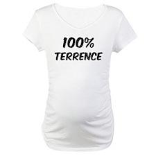 100 Percent Terrence Shirt