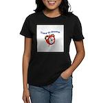 Time to Stamp Women's Dark T-Shirt