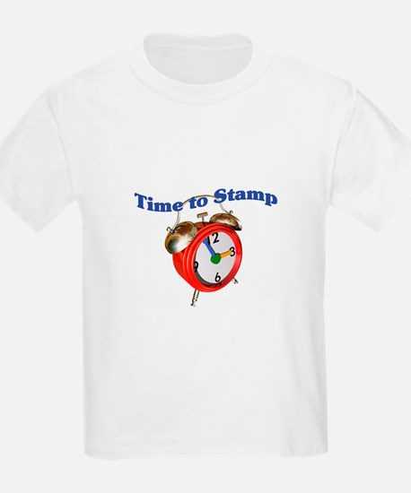 Time to Stamp T-Shirt