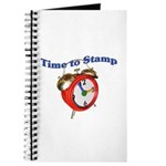 Time to Stamp Journal