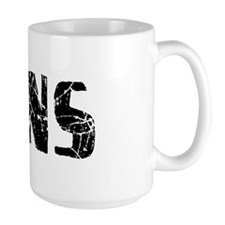 Lyons Faded (Black) Mug