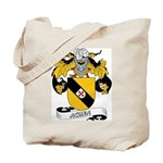 Acuna Family Crest Tote Bag