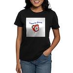 Time to Bead Women's Dark T-Shirt