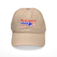 McCainiac 2008 Baseball Cap