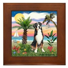 Palms / GSMD Framed Tile
