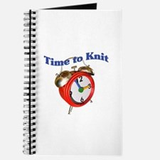 Knitting - Time to Knit Journal