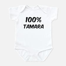 100 Percent Tamara Infant Bodysuit