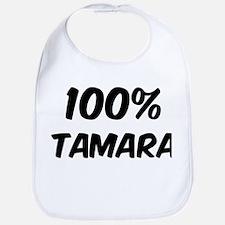 100 Percent Tamara Bib