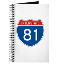 Interstate 81, USA Journal