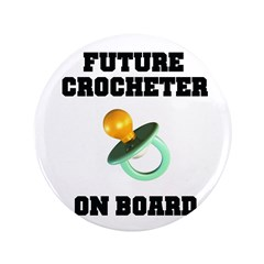 Baby On Board - Future Crocheter 3.5