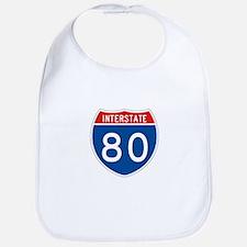 Interstate 80, USA Bib