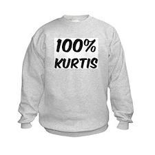 100 Percent Kurtis Sweatshirt
