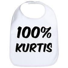 100 Percent Kurtis Bib