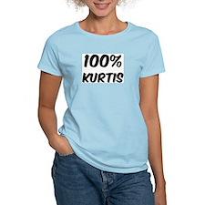 100 Percent Kurtis T-Shirt