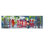 I love Reh Dogg (Bumper 10 pk)