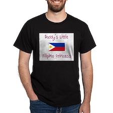 Daddy's little Filipino Princess T-Shirt