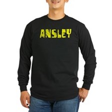 Ansley Faded (Gold) T