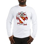 Aguirre Family Crest Long Sleeve T-Shirt