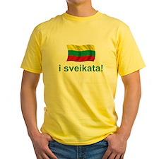Lithuanian i sveikata! T