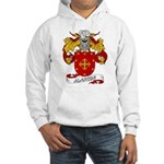 Alarcon Family Crest Hooded Sweatshirt