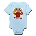 Alarcon Family Crest Infant Creeper