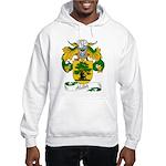 Alba Family Crest Hooded Sweatshirt