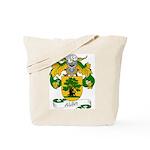 Alba Family Crest Tote Bag