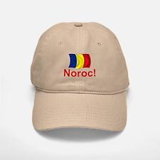 Romanian Noroc! Baseball Baseball Cap