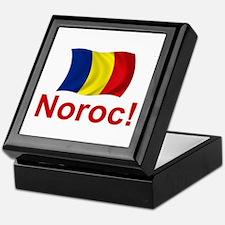 Romanian Noroc! Keepsake Box