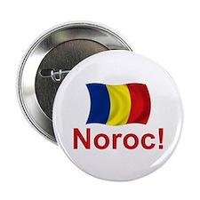 "Romanian Noroc! 2.25"" Button"