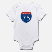 Interstate 75, USA Infant Bodysuit