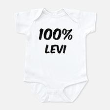 100 Percent Levi Infant Bodysuit