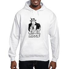 Zip It Hippie Hoodie