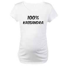 100 Percent Kassandra Shirt