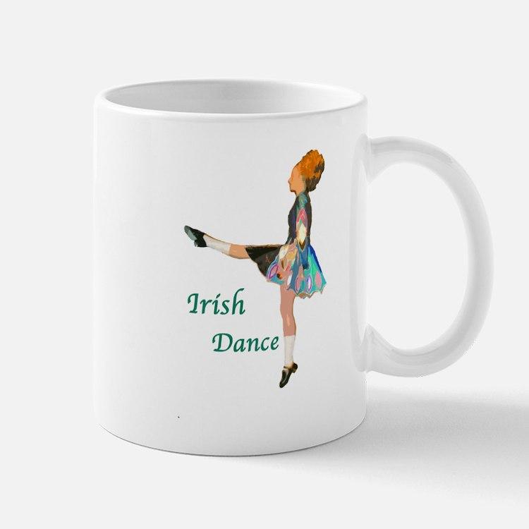 Cute Irish dancing Mug