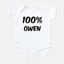 100 Percent Owen Infant Bodysuit
