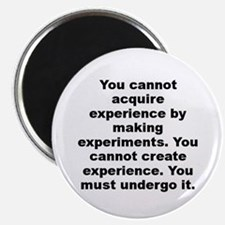 Albert camus quote Magnet