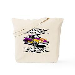 Sportscar 60th Birthday gifts Tote Bag