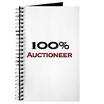 100 Percent Auctioneer Journal