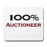 100 Percent Auctioneer Mousepad