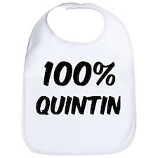 100 Percent Quintin Bib