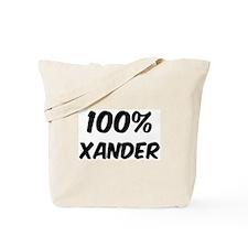 100 Percent Xander Tote Bag