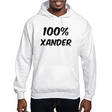 100 Percent Xander Hoodie
