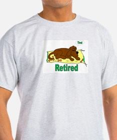 doggy retired T-Shirt