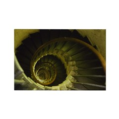 Spiral Stair Rectangle Magnet