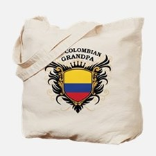Number One Colombian Grandpa Tote Bag