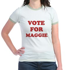 Vote for MAGGIE T