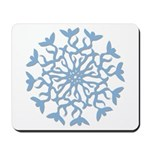 Flowerflake Mousepad