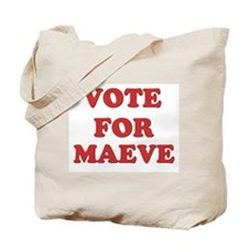 Vote for MAEVE Tote Bag